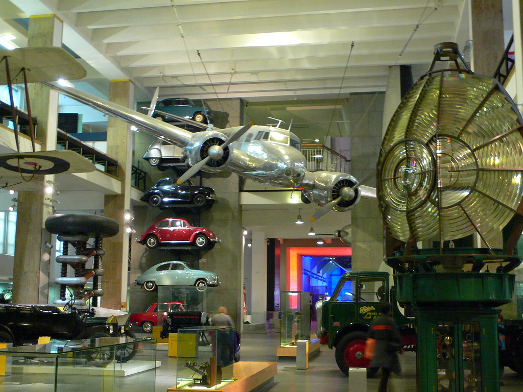 Image result for Science Museum london inside