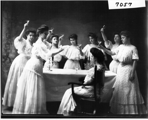 'Toast to the Bride' 1905 | by Miami U. Libraries - Digital Collections