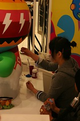 UK Series Dunny Launch @ Selfridges, London | by Cris Rose