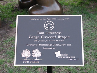 Tom Otterness | by dumbonyc
