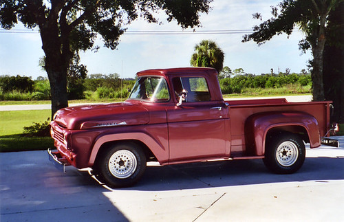 1972 Ford F250 4x4 For Sale >> 1958 Ford | B Riel | Flickr