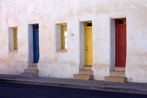 Tucson Arizona Doors Lou Ann Aepelbacher Flickr