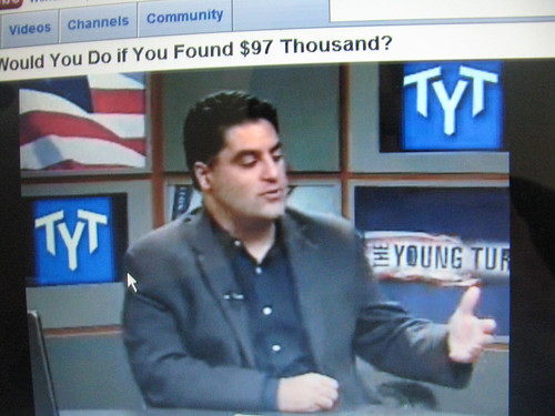 Youtube faves  - TheYoungTurks | by Eleventh Earl
