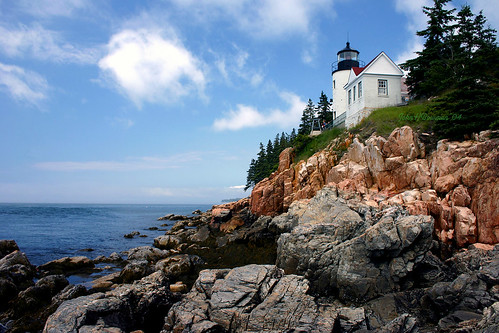 Bass Harbor Head Lighthouse - Maine | by John H Bowman
