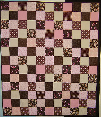 Breast Cancer Charity Quilt | by alissahcarlton