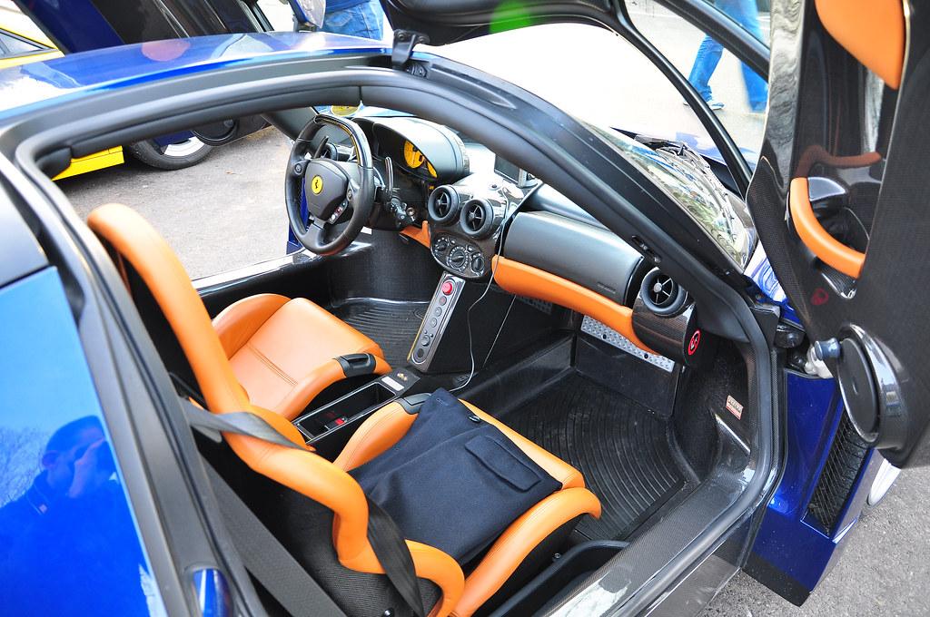 Ferrari Enzo Interior Deanos Gallery Flickr