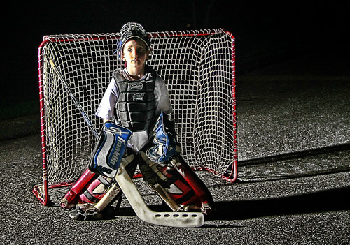 Josh the Goalie - LucisArt Ed. | by ~ Kevin McGrew ~