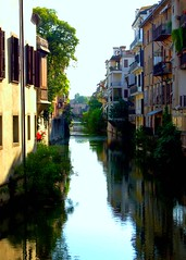 A view down the naviglio interno of Padova (Padua), Italy | by Peace Correspondent