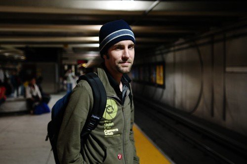 Me at Bart | by Dustin Diaz