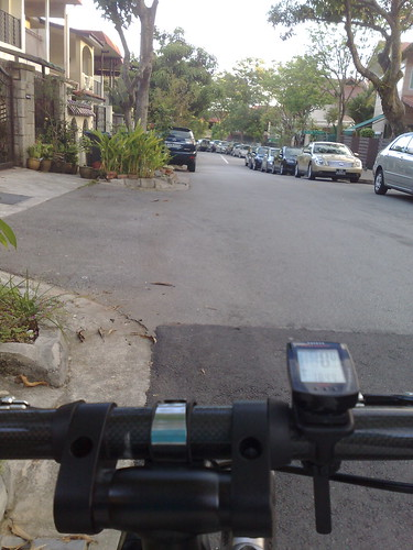 Bicycle Commuting: The lovely Tai Keng Gardens estate | by mr brown