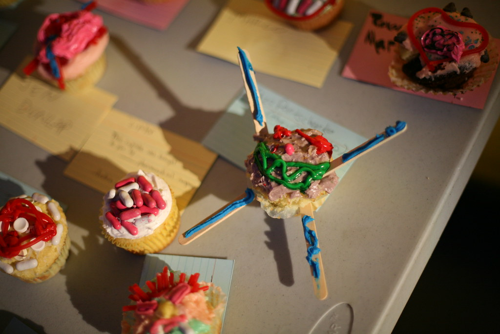 Cake Decorating Competition Guidelines : Cupcake Decorating Championships! Flickr