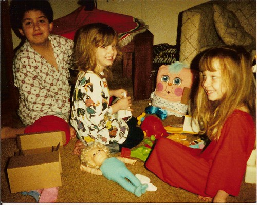 christmas 1990 | by Valerie's Genealogy Photos