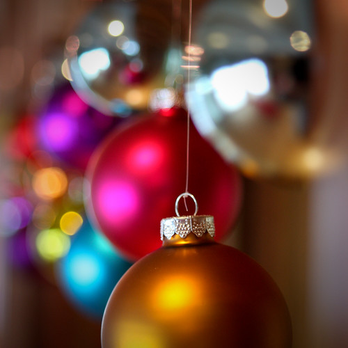 Holiday Bokeh | by Rudy Malmquist