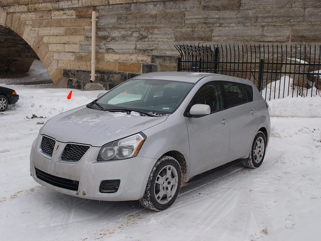 2009 Pontiac Vibe 2