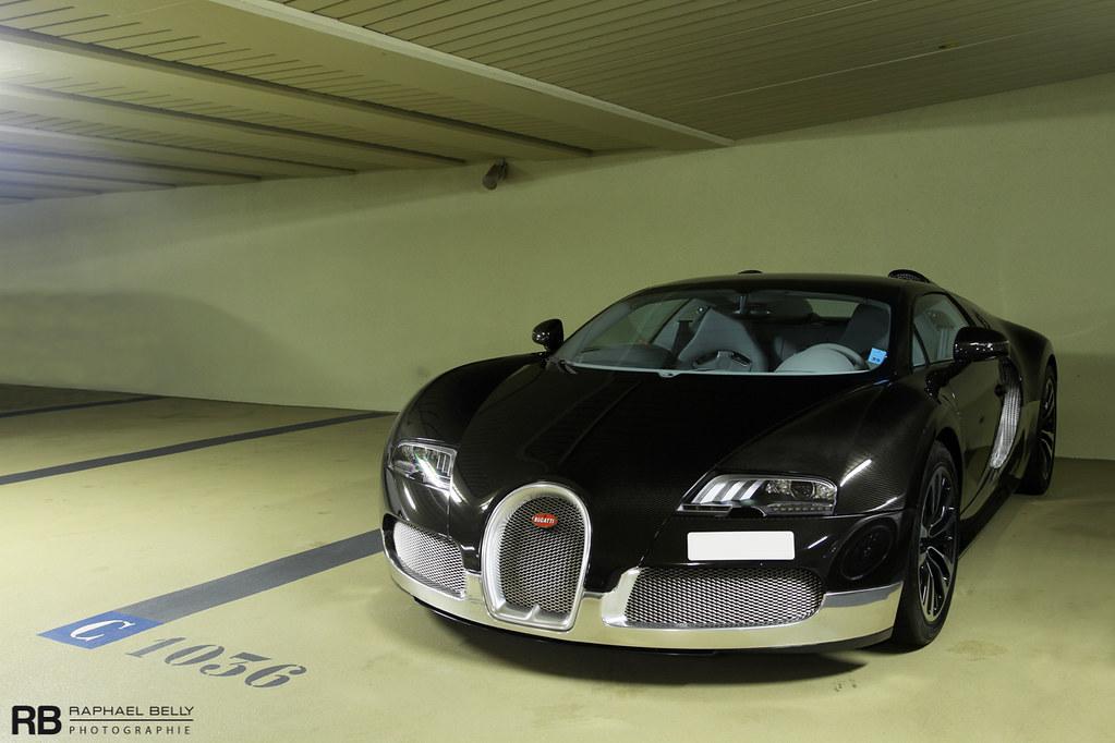 bugatti veyron grand sport grey carbon | raphaël belly | flickr
