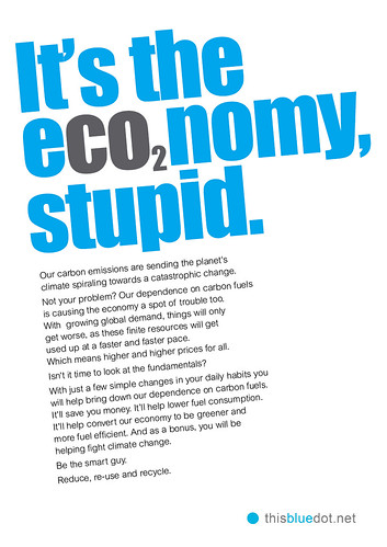 It's the economy, stupid! | by allispossible.org.uk