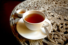 """Each cup of tea represents an imaginary voyage""  ~ Catherine Douzel 