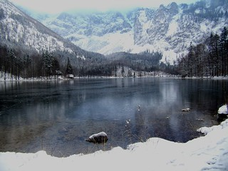 Langbathsee | by -Igby-