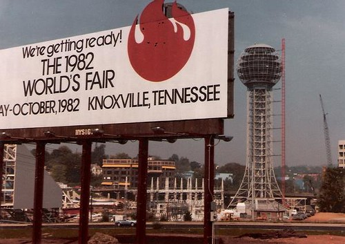 1982 worlds fair knoxville tn by deathbychanel