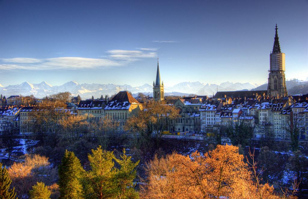Stadtführer: Das Schweizerische Bern