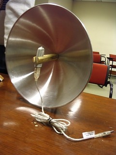 WiFi Antenna Dish | by J.D. Abolins