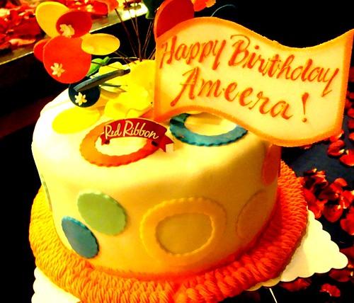 Ameera S Cake By Rudi T