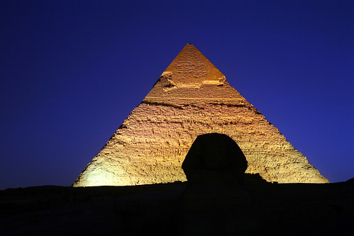 The Golden Pyramid | by Donna Corless