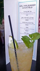Mai Tai, at the Swizzle Stick Bar | by Michael Dietsch