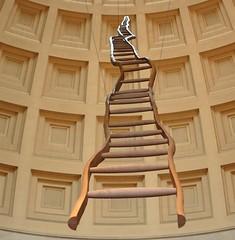Martin Puryear's Ladder for Booker T. Washington at Nation… | Flickr