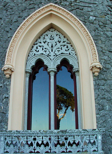 Monserrate sintra maria oliveira flickr for Architecture windows