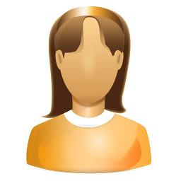 Default profile picture female