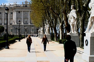 Madrid - Plaza de Oriente & Palacio Real | by okbends