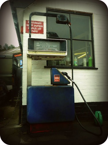 old school petrol | by estherase
