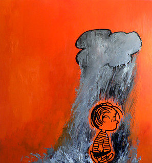 Linus and the Cloud | by Grace Weinrib