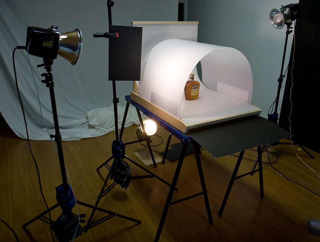 diy shooting table lighting setup for these samples i us flickr