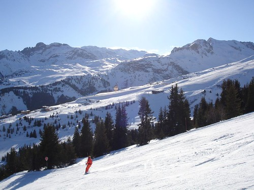 The Alps - Courchevel, France - January 2008 | by auldhippo