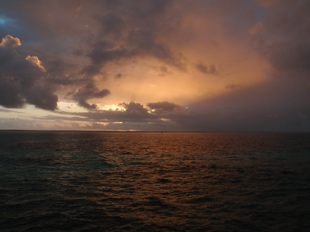 Dawn over Chumbe Island  I  Credit: Flickr