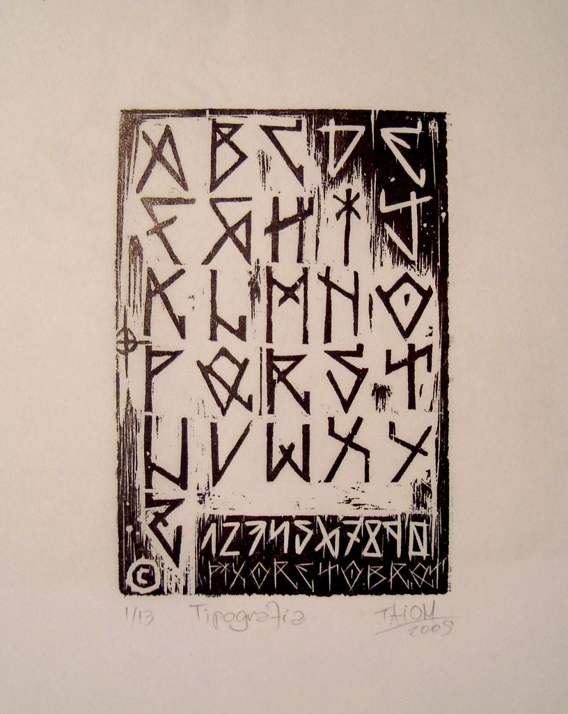 Color art tipografia - Tipografia By Taiom Tipografia By Taiom