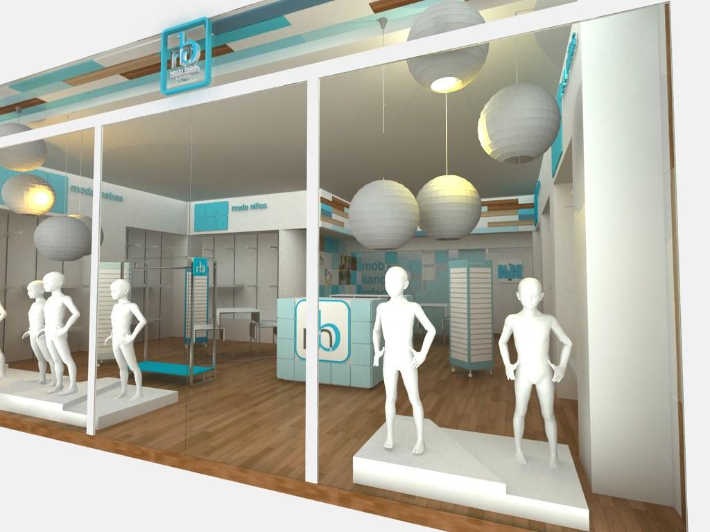 aparadores para tienda moda bebe. cubo 3. diseño de tienda? | flickr - Tiendas Muebles Diseno