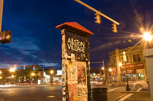Allston Village | by Rich Moffitt