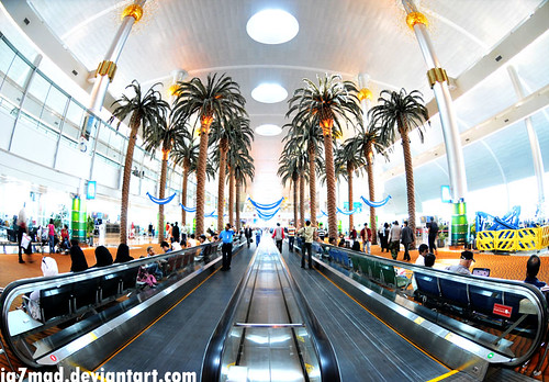 Dubai International Airport | by ia7mad