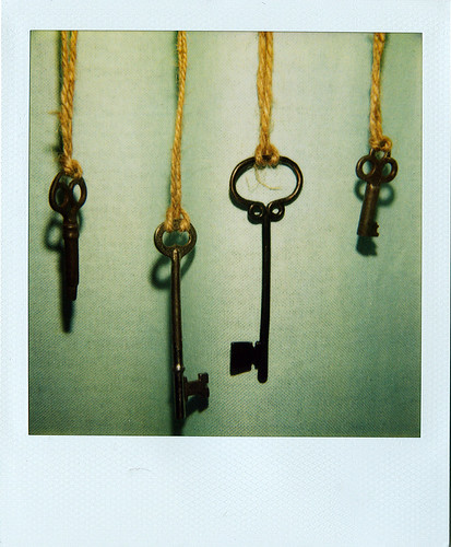 antique keys. | by (Kerry Ball)