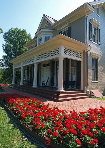 Frederick Douglass House Washington Dc Leon Reed Flickr