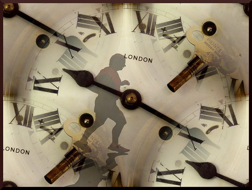 "Are We Running Out Of Time? (explored!) | by Bug-a-Lug ("",)"
