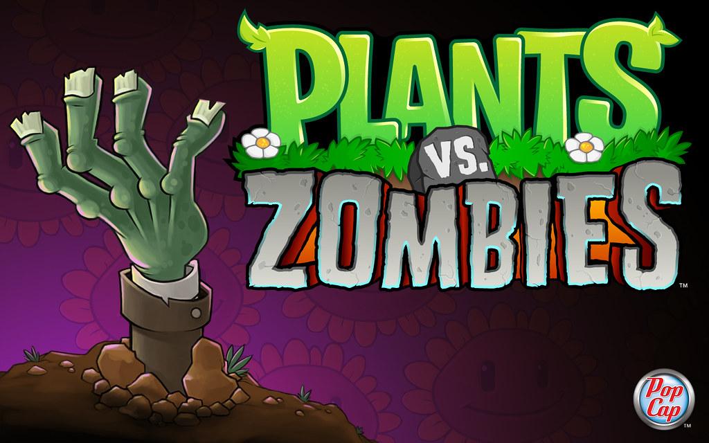 Plants VS Zombies Wallpaper