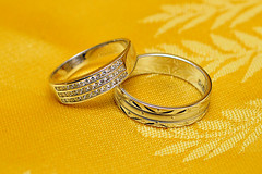 His & Hers Wedding Ring | by irwandy