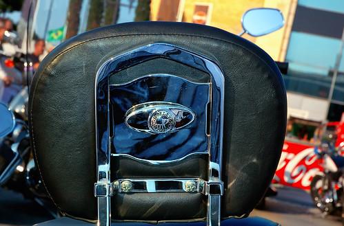 Harley Davidson Seat Backrest