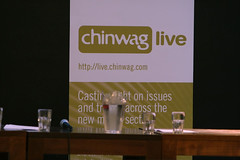 Chinwag Live: Search vs Recommendation | by chinwag.com