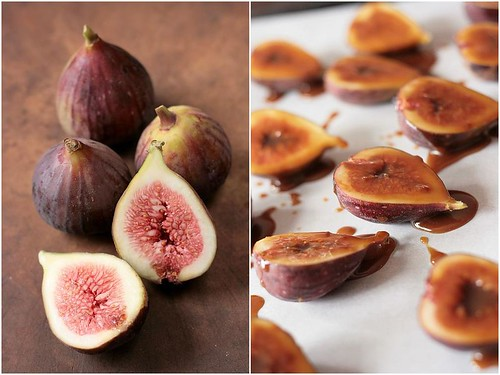 Roasted Caramel Figs | by tartelette