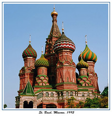 St Basil Cathedral | by Althea-Larah